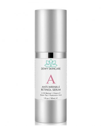 Dewy Skincare Retinol 2.5% Anti-Wrinkle Serum 30ml