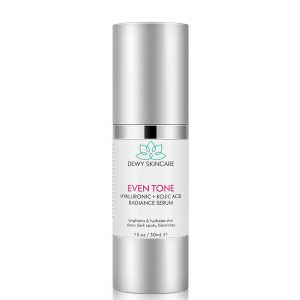 Dewy Skincare Hyaluronic + Kojic Acid Even Tone Serum 30ml