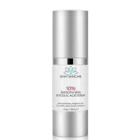 Dewy Skincare Glycolic Acid 10% Smooth Skin Serum 30ml