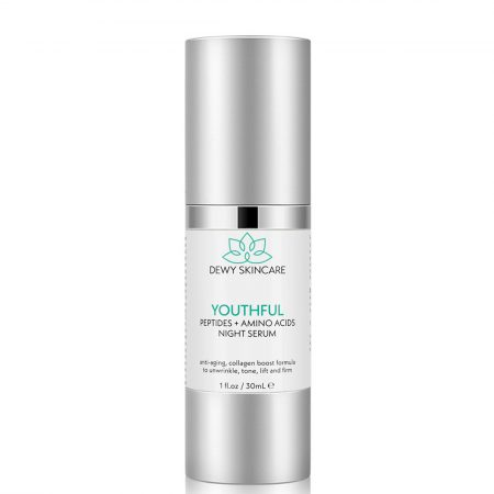 Dewy Skincare Peptides + Amino Acids Youthful Serum 30ml