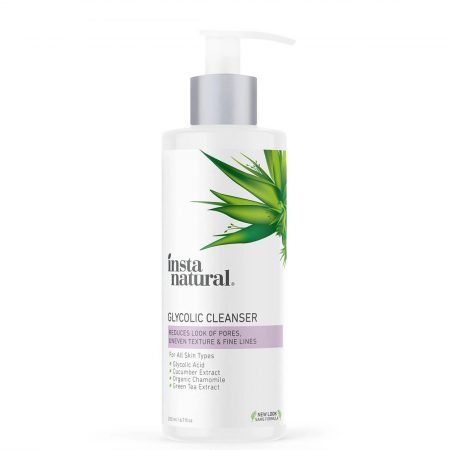 InstaNatural Glycolic Acid Cleanser 200ml