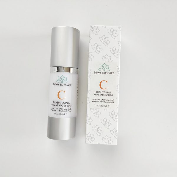 Dewy Skincare Vitamin C 20% Brightening Serum 30ml