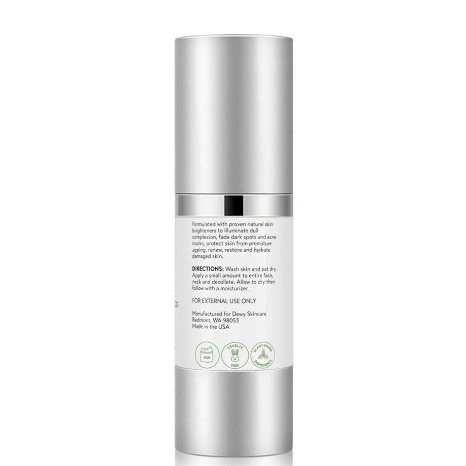 Dewy Skincare Hyaluronic + Kojic Acid Even Tone Serum 30ml